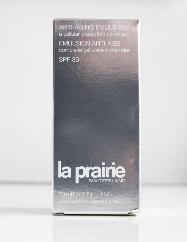la prairie anti aging emulsion spf30