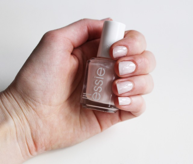 essie ballet slippers swatch