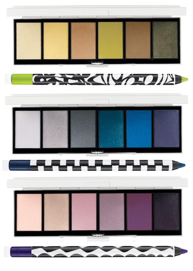 MAC Toledo eyeshadow palettes overview