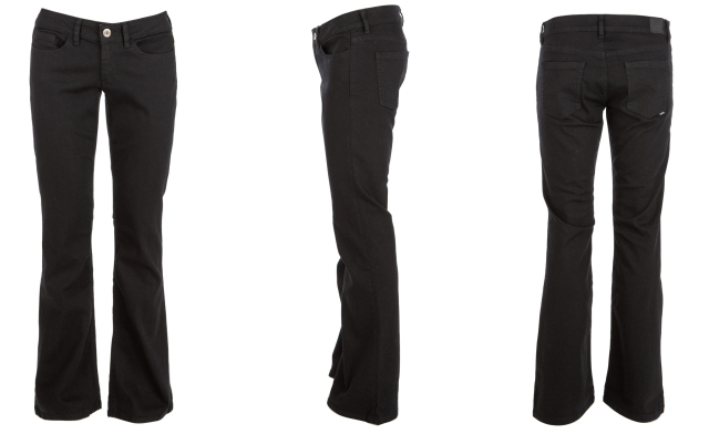 bootcut jeans black fred ato berlin -1