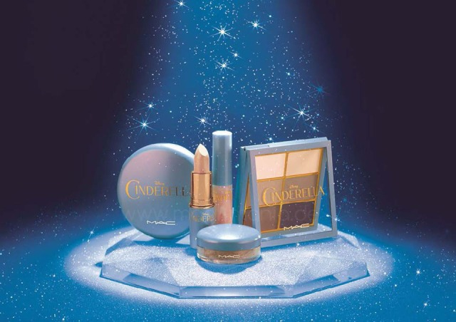 MAC cosmetics limited cinderella collection