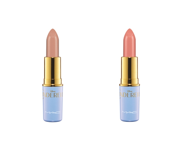 MAC limited cinderella lipstick free as a butterfly royal ball