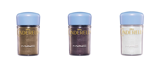MAC limited cinderella pigment evil stepmother pretty it up reflects pearl