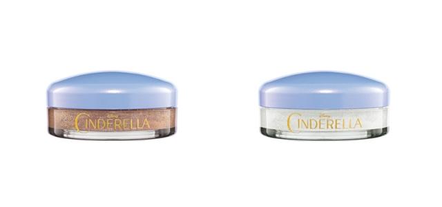 MAC limited cinderella studio eye gloss lightly tauped pearl varnish