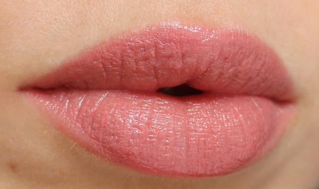 P2 pure color lipstick brooklyn bridge swatch -5