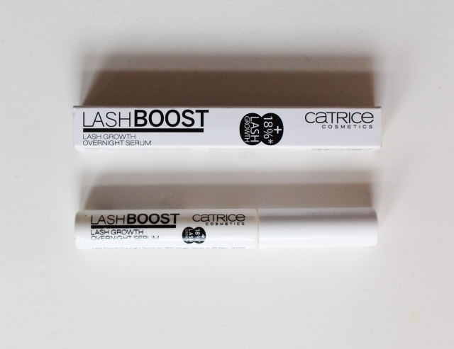 Catrice Lash Boost Growth Overnight Serum -
