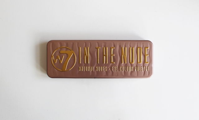 w7 in the nude eyeshadow palette -1