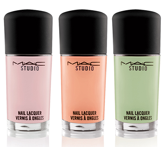 MAC is Beauty Spring 2015 Nailpolish