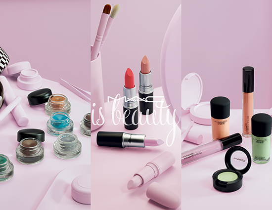 MAC is Beauty Spring 2015 -2