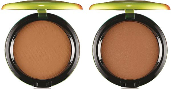 Mac wash & dry bronzing powder