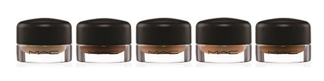 Mac wash & dry fluidline brow gel