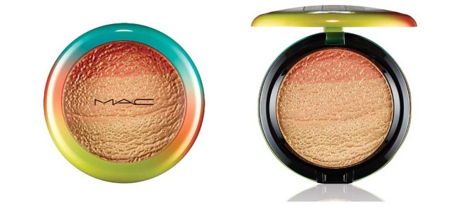 Mac wash & dry highlight powder