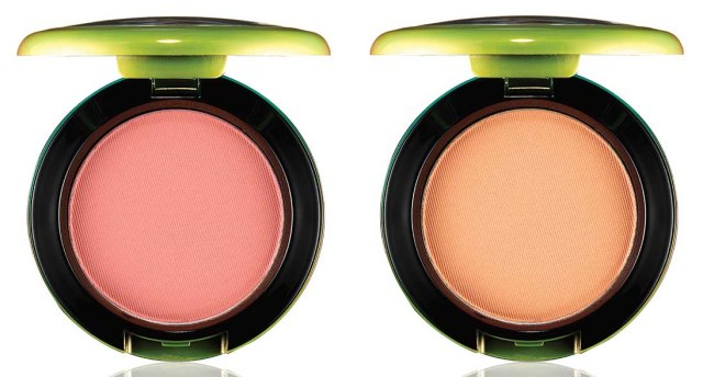 Mac wash & dry powder blush