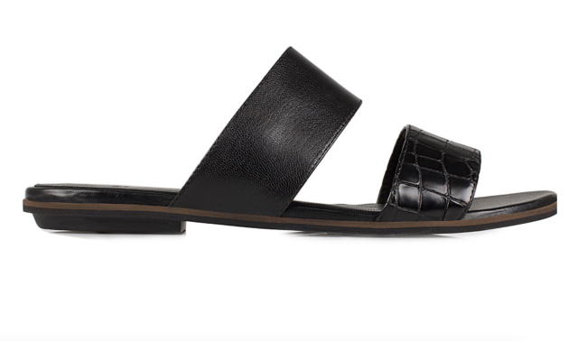 Vagabond Natalie Sandals black leather