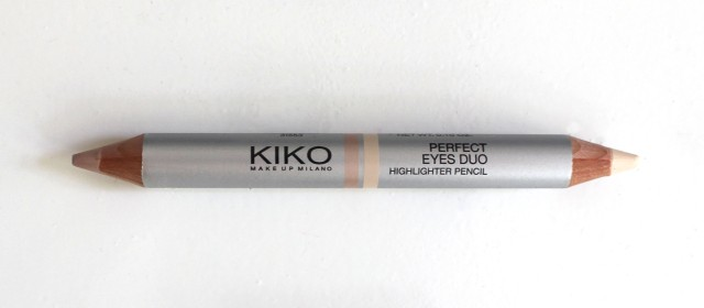 Kiko Perfect eyes duo hightlighter pencil